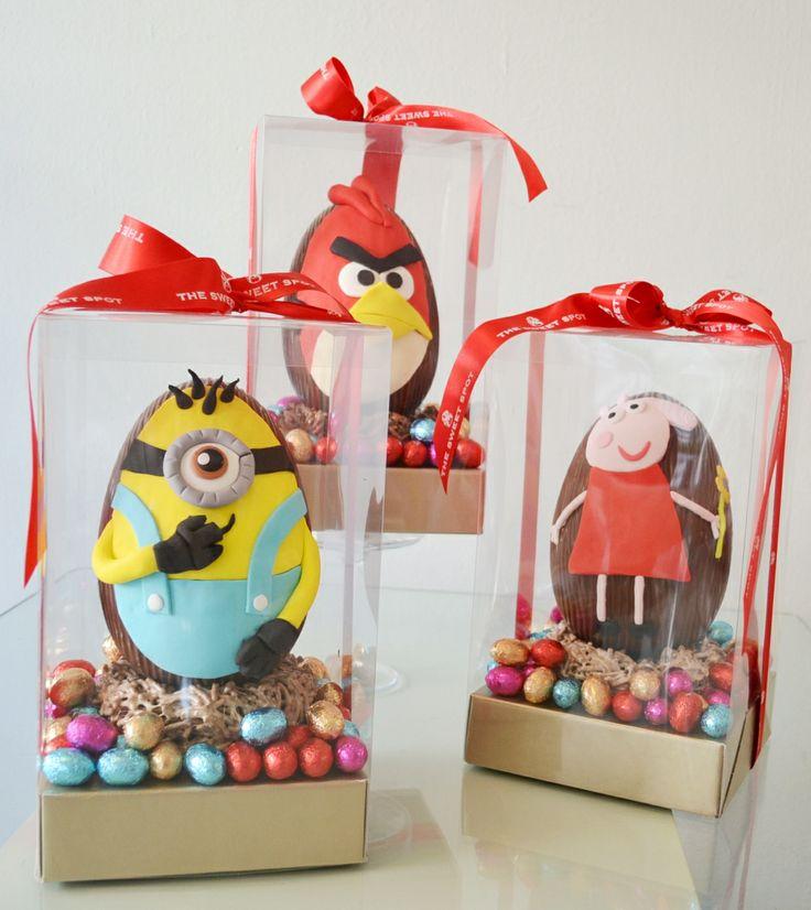 #minions #pepa #angrybirds #easter #eggs!