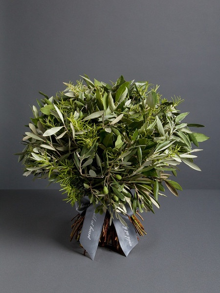 Herb Bouquet - Beautifully natural