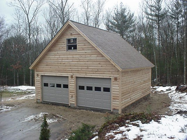 Best 25 garage plans with loft ideas on pinterest for Log garage with apartment