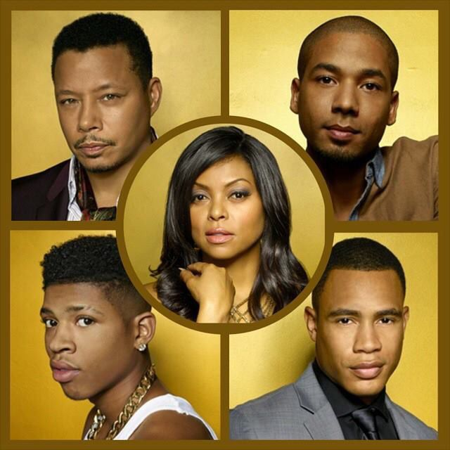 The actors from Empire tv show...,