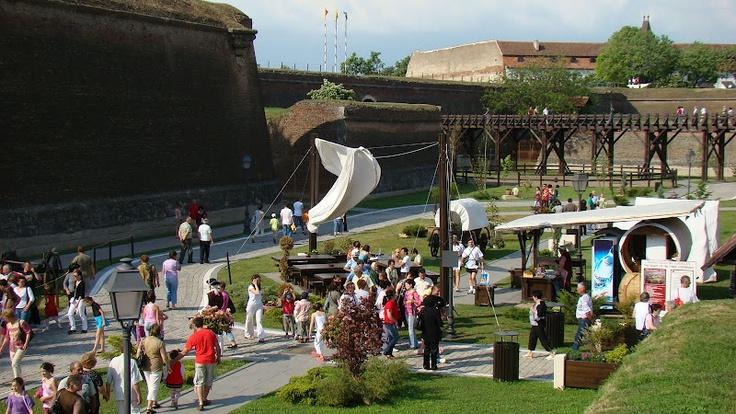 Cetatea Alba Carolina Alba Iulia