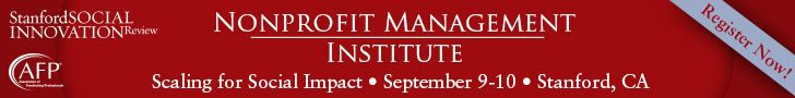 The 2014 Nonprofit Management Institute | Stanford Social Innovation Review