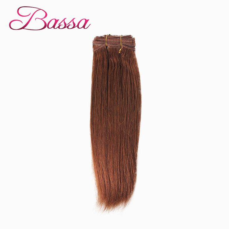 Индия прямые волосы для леди мода стиль эндометрия человека реми наращивание волос бесплатная доставка цвет # 33 яки человеческих волос