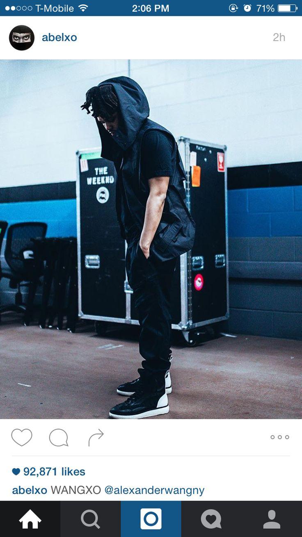 The Weeknd x Wang || 11.13.15