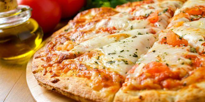Kolay Pizza Margarita | Mutfakta Yemek Tarifleri