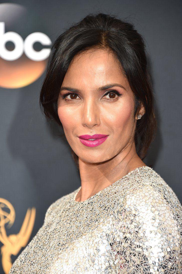 Zoom Sur Toutes les Élégantes Mises en Beauté des Emmy Awards Padma Lakshmi