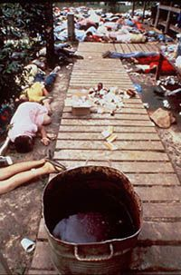 The Jonestown Massacre  18 Nov 1978 Guyana