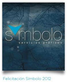 Felicitación #SímboloGrafico 2012.
