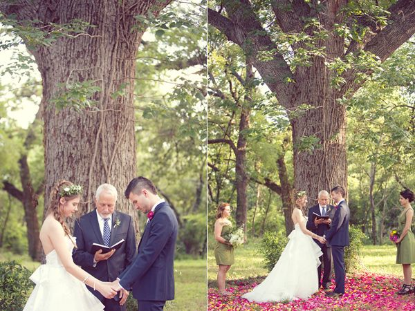 25 Best Ideas About Outdoor Wedding Ceremonies On: Best 25+ Tree Wedding Ceremonies Ideas On Pinterest