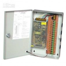 Input :AC100 -240v,output :12V 5A, 9 outputs, Fuse type :glass(default)or PTC ,12pcs/CTN, 22KG/CTN, carton size : 52×41×24cm