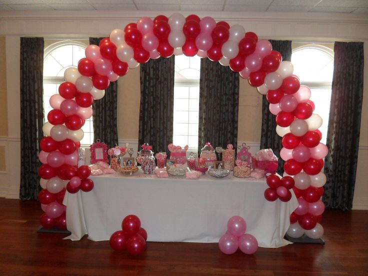 Best balloon arches images on pinterest arch
