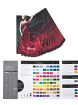 #Dupont #Seidenmalfarbe #Farbkarte