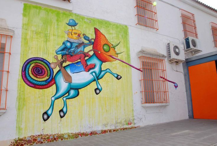25 best Mr Cenz Street Art images on Pinterest   Street artists ...