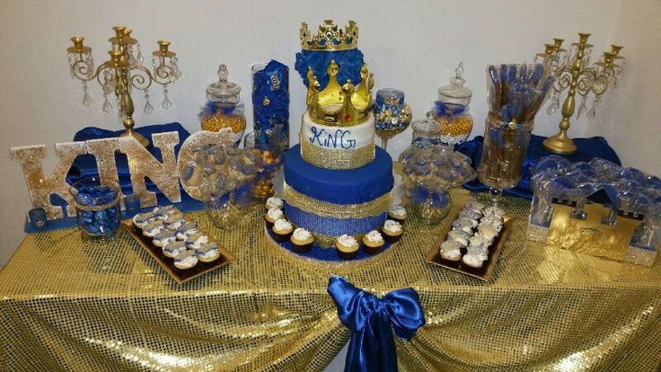 Prince Cake Pops