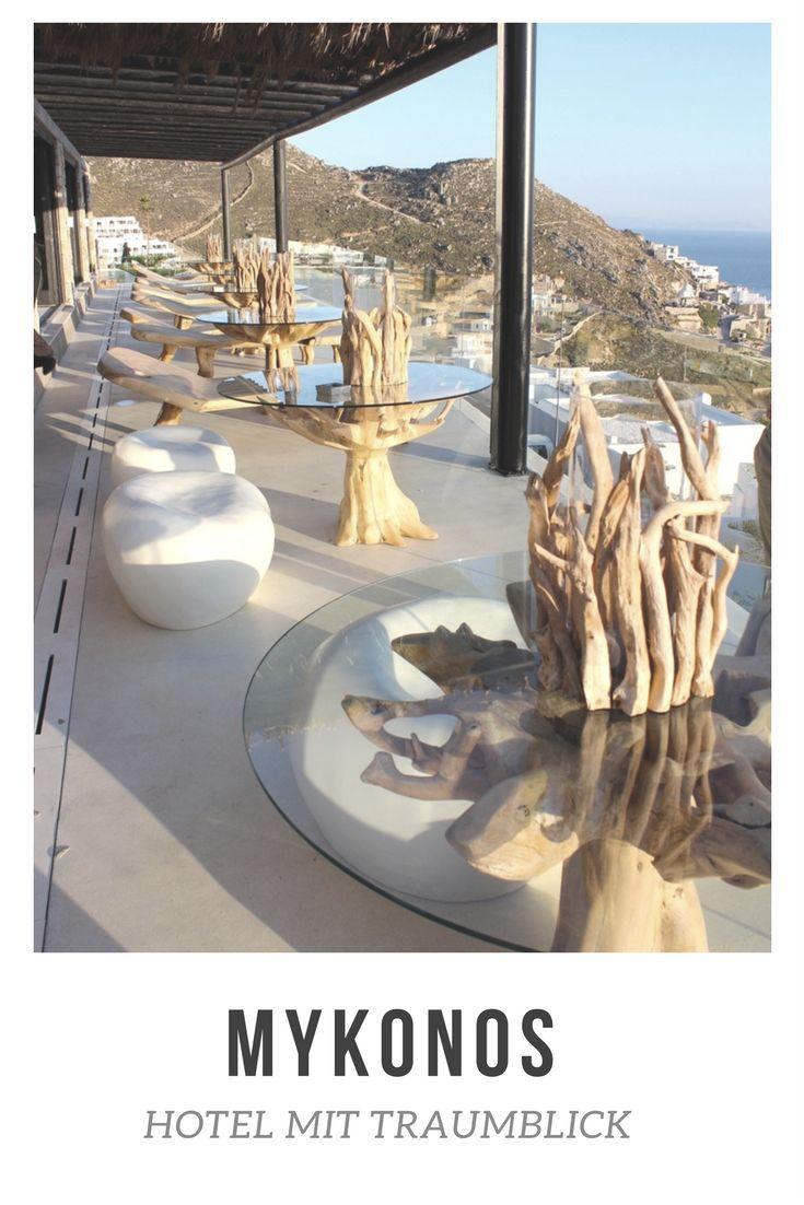 Stylischer und stiller kann man auf Mykonos kaum wohnen. Hier wurde mit ganz viel Liebe zum Detail eingerichtet, und das spiegelt auch die Seele des Hotels wider. Toller Tipp für Griechenland / Mykonos Fans. #befifty #mykonos #eliasbeach #griechenland