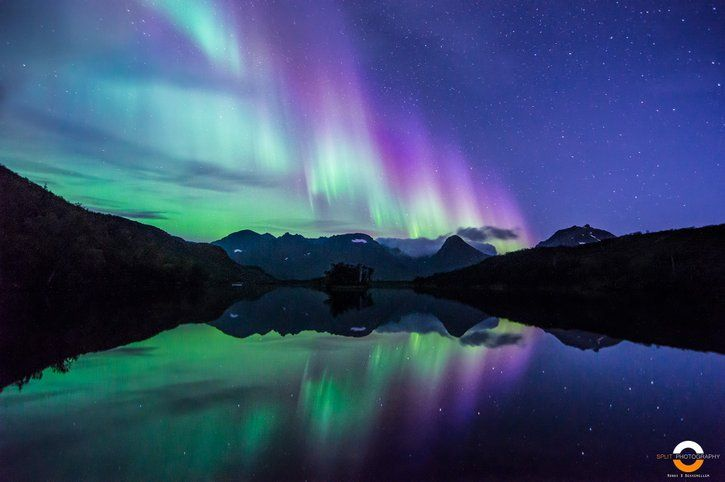 NOAA Continues Magnetic Storm Watch - Northern Lights Show Possible, September, 2015