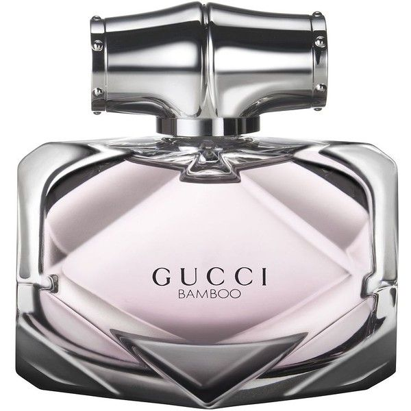 Gucci Bamboo Eau de Parfum ($92) ❤ liked on Polyvore featuring beauty products, fragrance, perfume, makeup, beauty, apparel & accessories, eau de parfum perfume, gucci, eau de perfume and heart perfume
