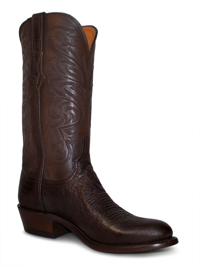 Lucchese Sienna Smooth Ostrich With Images Lucchese Boots Mens Boots Men Boots