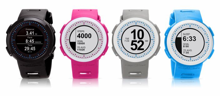 CES 2015: Smart watches and fitness trackers everywhere: solar, Swarovski crystals, and more