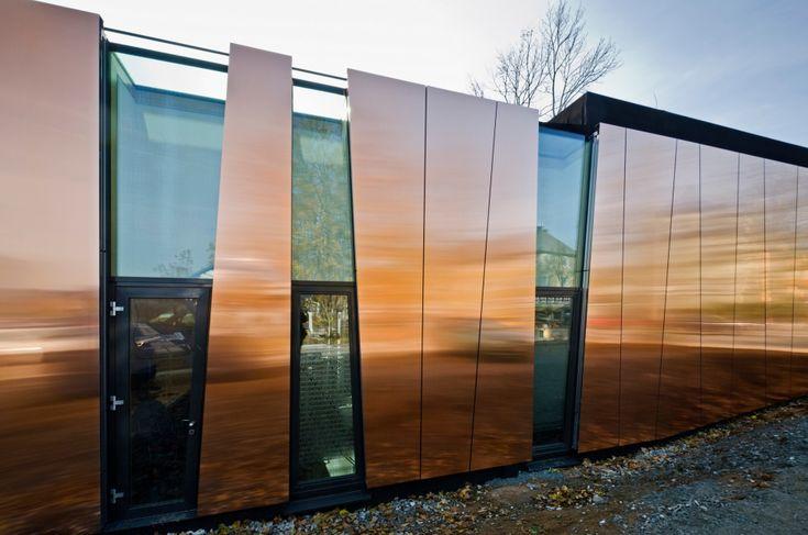 Centro de Radioterapia en Hof, Alemania (hiendl_schineis architekten)…