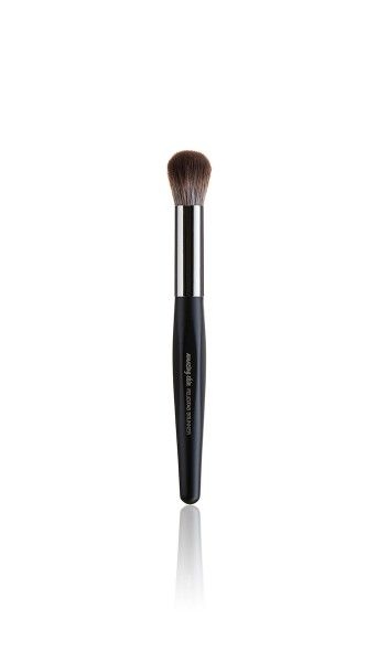 Amazing Skin - Premium Make-up Pinsel, vegan, by Felicitas Brunner. Foundation-Pinsel  #makeup #brush #vegan #foundation #creme #rouge #mineralpuder