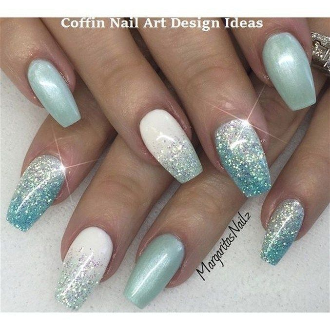 57 Easy Cute Bright Summer Nail Designs 2019 37 Nothingideas Com