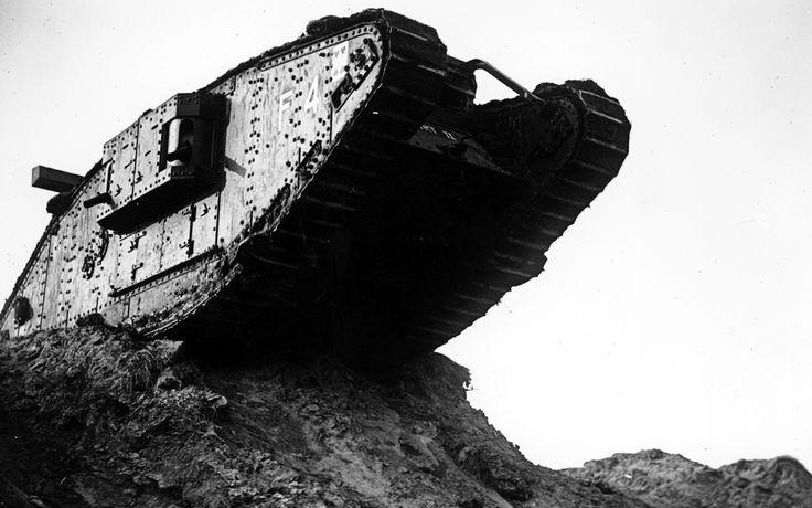 Tank, World War I
