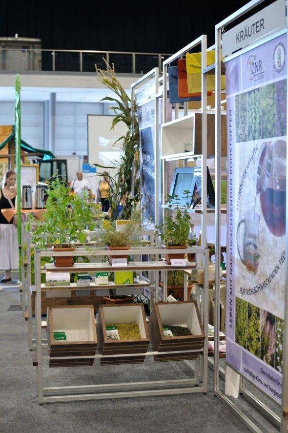 256 best exhibition stands ECO (Sustainabilty Nachhaltigkei