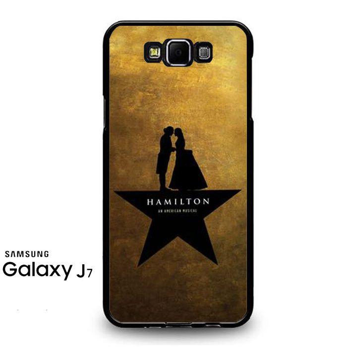 Hamilton And Eliza Kiss Musical Samsung Galaxy J7 Prime Case