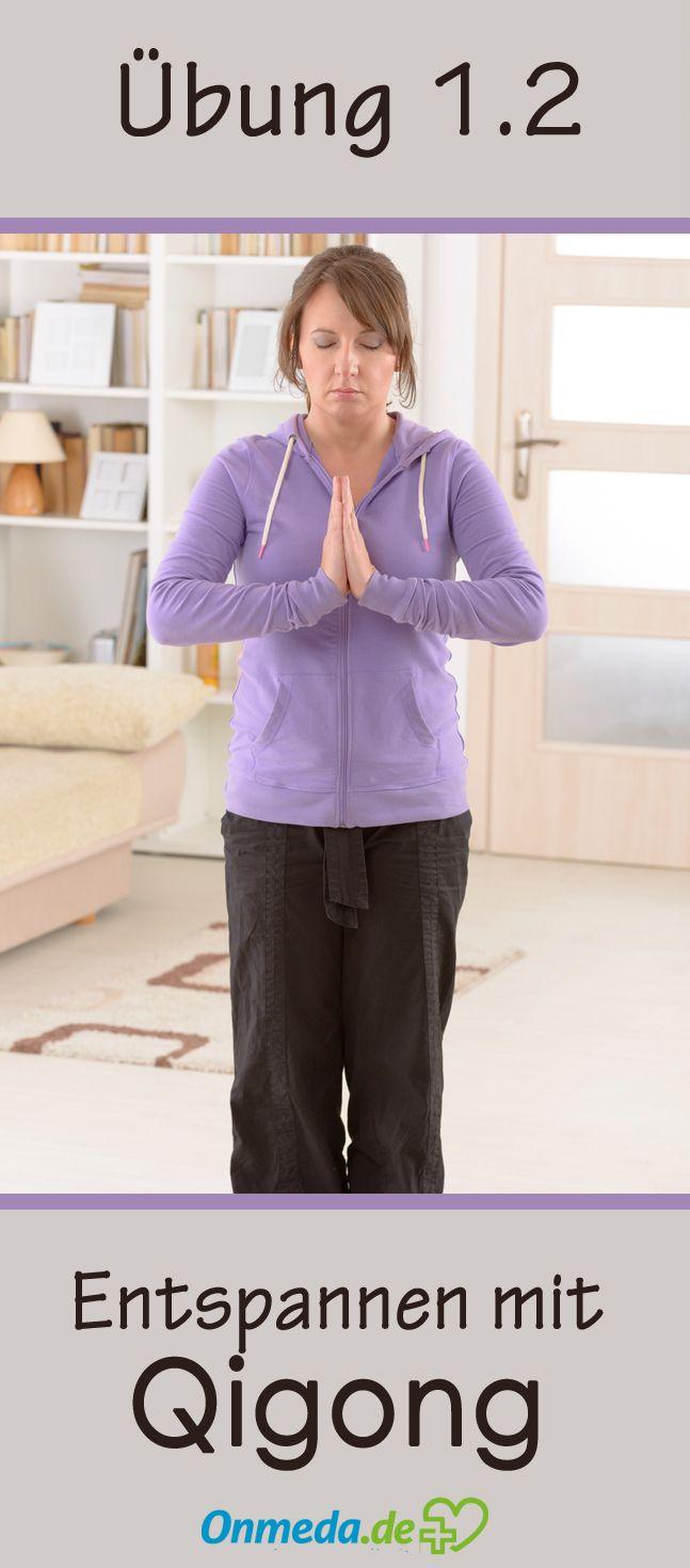 Qigong. Kurs 1, Übung 2: Mit beiden Händen den Himmel stützen (Bildquelle: istock)