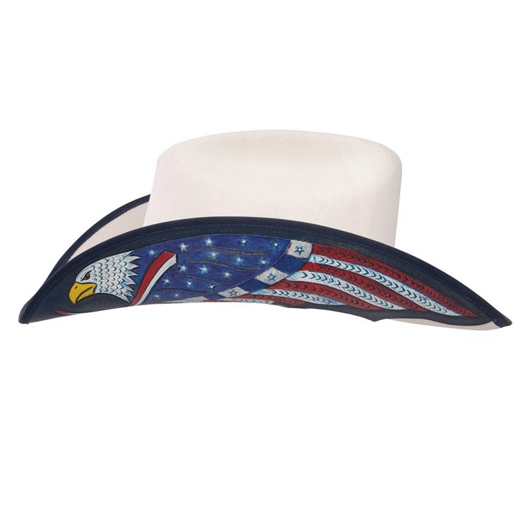 Charlie 1 Horse Liberty Felt Hat