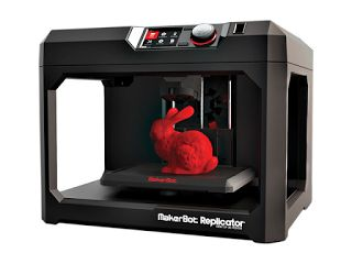 """makerbot the way forward Now see if the makerbot can automatically extrude plastic all on its own, without you jamming it through the machine in replicatorg, click the """"forward"""" button next to """"motor control"""" to initiate a feed through the extruder if plastic does not feed through automatically, return to step #3 otherwise continue on."""