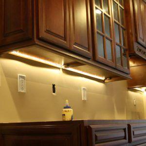Kitchen Under Counter Lighting Design