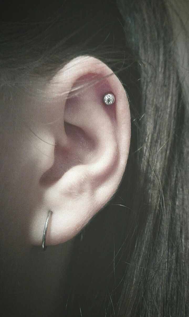 Names for cartilage piercing  Helix piercing earpiercing helix cartilagepiercing  piercings