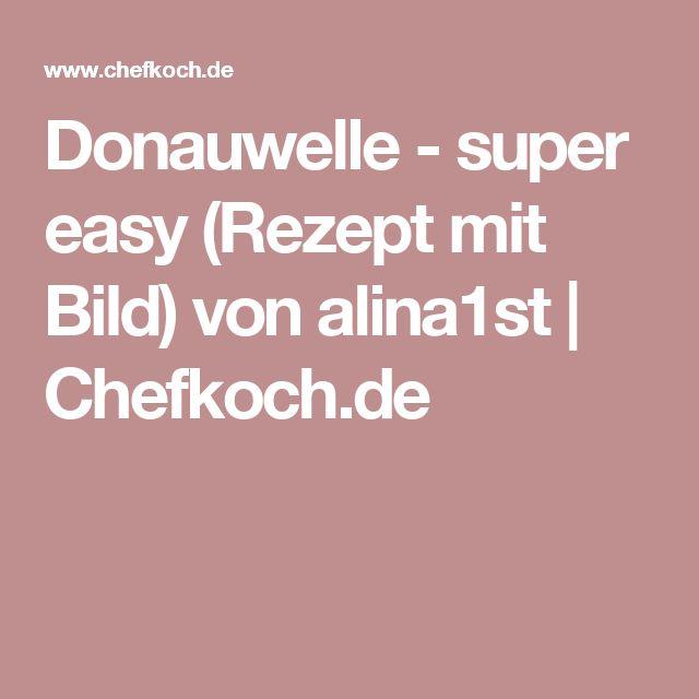 Donauwelle - super easy (Rezept mit Bild) von alina1st   Chefkoch.de