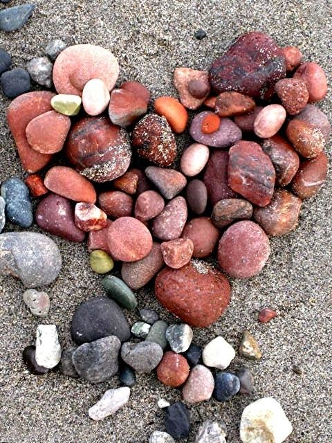 """""""A new heart also will I give you, and a new spirit will I put within you: and I will take away the stony heart . . . . """" ~Ezekiel 36:26"""