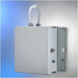 "Air/Q 1000 (HVAC) by Prolitec      15 1/2"" X 13 3/8"" X 6 6/8""     (39.4 cm X 34.0 cm X 17.2 cm)     14.3 lb (6.5 kg)     HVAC system delivery"