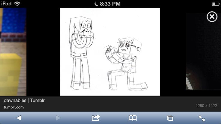 Skydoesminecraft asking dawnables to wed | Minecraft ... Skydoesminecraft And Dawnables