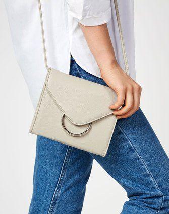 O Ring Body Bag Grey