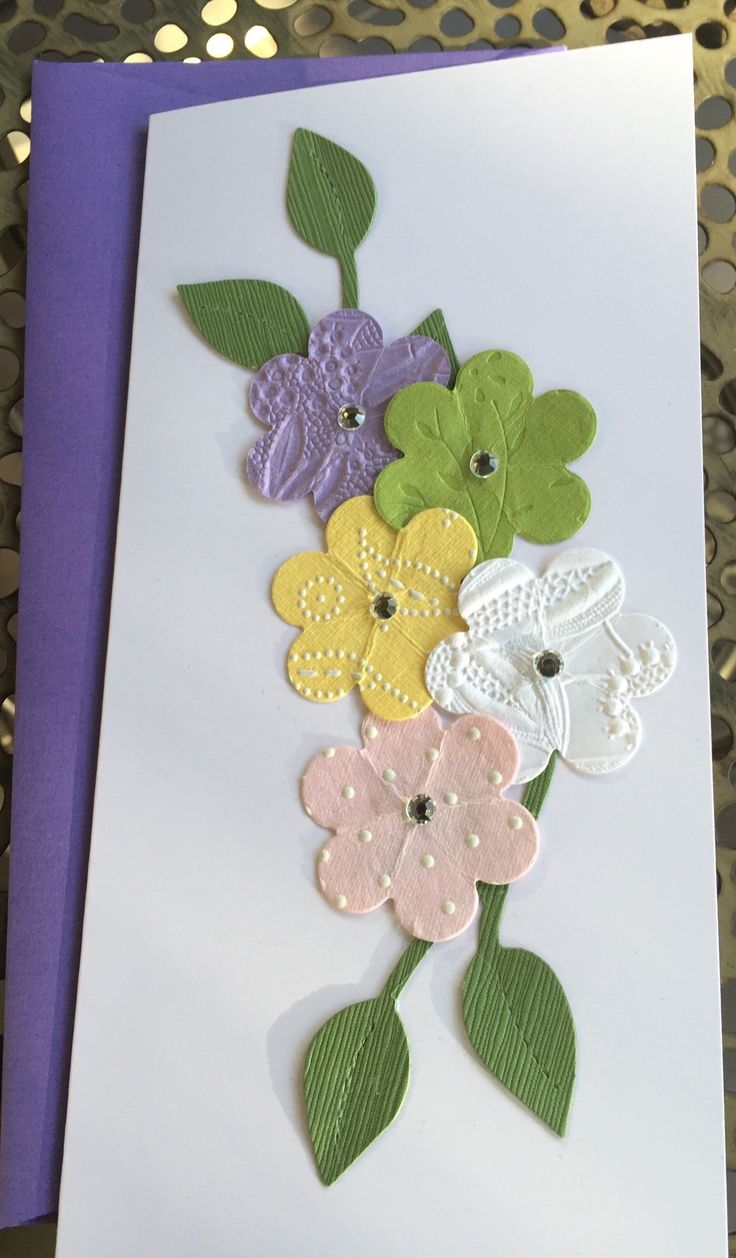 Card made in class today at LePapier