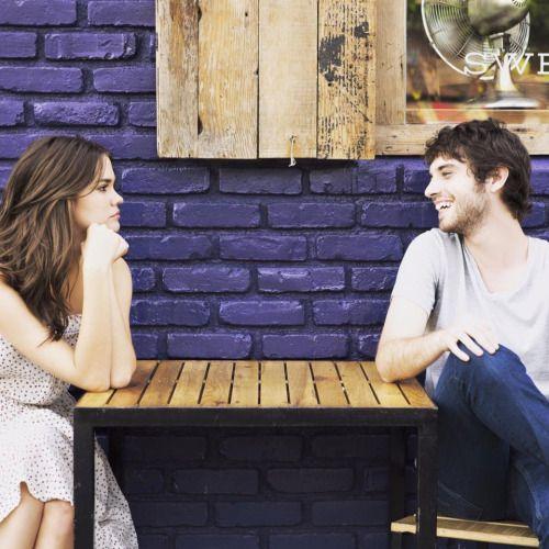Maia Mitchell & David Lambert
