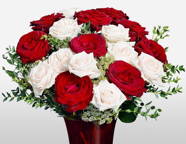 Sylvan Splendor $20 off with Complimentary Cylindrical Ruby Vase