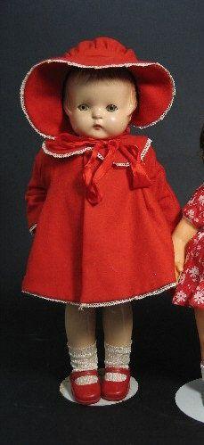 Love those Effanbee Patsy dolls!