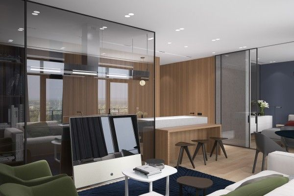 Apartment Crystal Park
