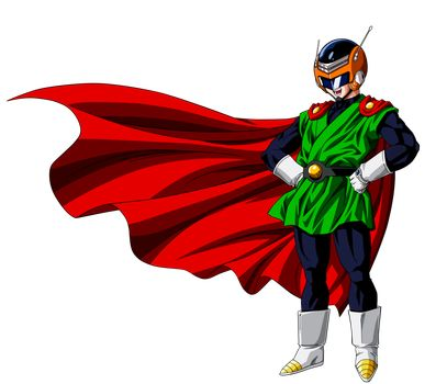 The Great Saiyaman by BoScha196