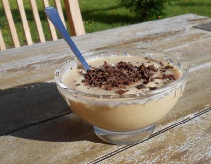 Gezonde ijsjes zonder melk of suiker - Banaan-Maca ijs