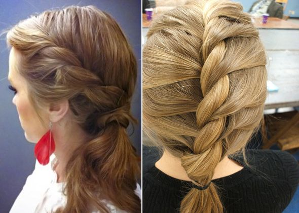 So many different types of braids with how-to's