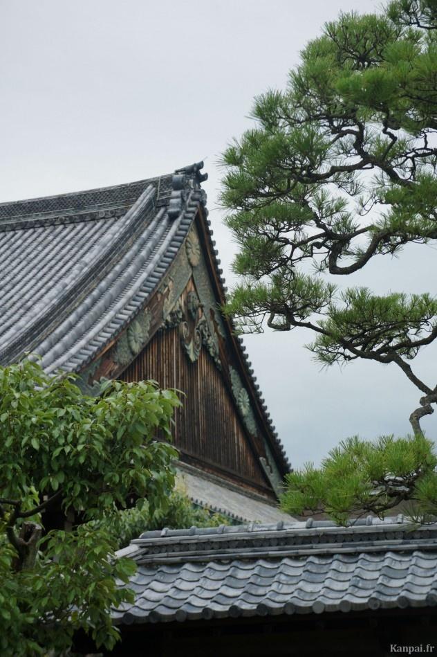 Nijo-jo, visite au château de Kyoto