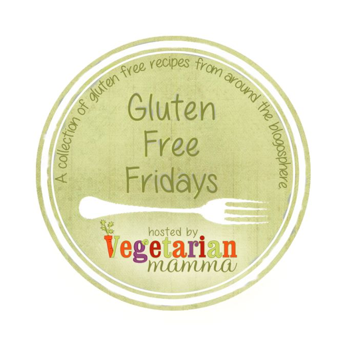 Join gluten free bloggers from around the blog-o-sphere at this week's recipe link up at Gluten Free Fridays.