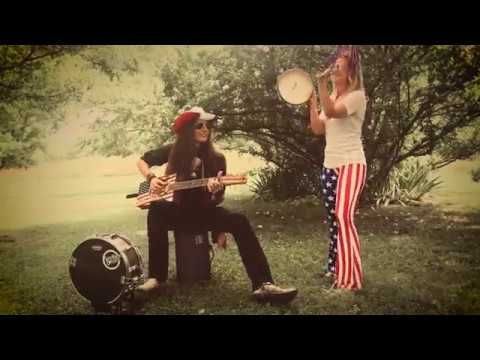 The Marines' Hymn / The Star Spangled Banner | HILL COUNTRY BLUES STYLE